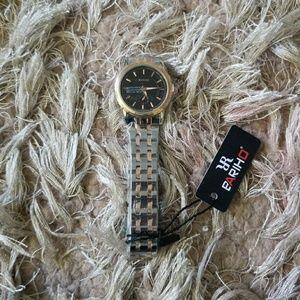 Accessories - Analog Quartz Stainless Steel Vintage Watch